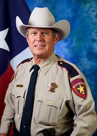 Sheriff J C Hooper